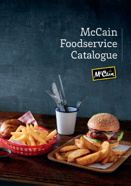 McCain Foodservice Catalogue 2016 AU