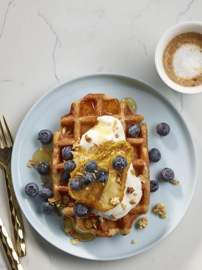 Blueberry Waffle 002