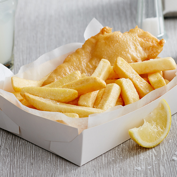 McCain Fish Shop Chip | McCain Foodservice Advantage Australia