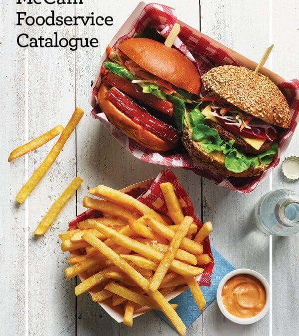 McCain Foodservice Catalogue 2019